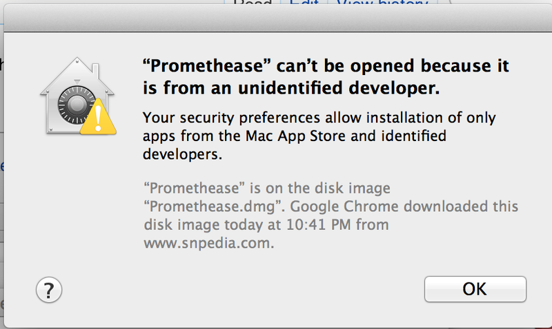 File:Promethease Untrusted Warning.png